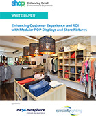 Enhancing Customer Experience and ROI with Modular POP Displays and Store Fixtures