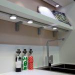 Slideline L E D fixture with an aluminum alloy design