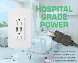 Hospital Grade Power Solutions