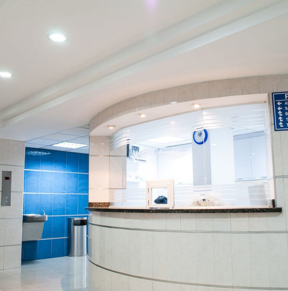 UV-C Lighting Disinfects Healthcare Spaces